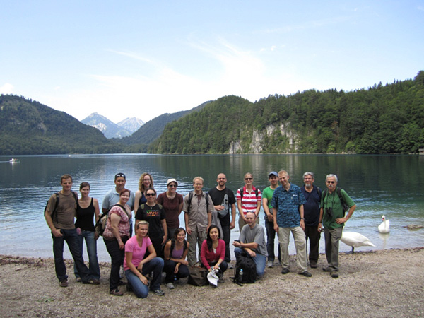 Summer School about Life Sciences in the 21st Century with a Focus on Water
